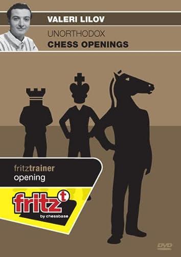 9783866812345: Unorthodox Chess Openings: Video-Schachtraining auf DVD