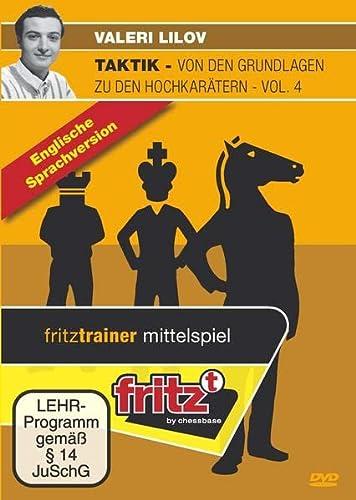 9783866813762: Taktik - Von den Grundlagen zu den Hochkarätern. Vol. 4 [import allemand]