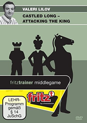 9783866813908: Castled long - attacking the king [import allemand]