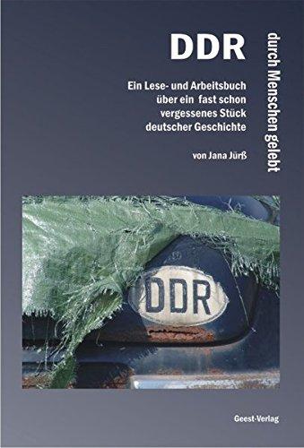9783866850583: DDR - durch Menschen gelebt