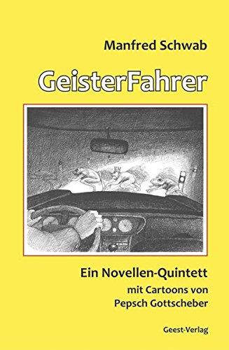 9783866853874: GeisterFahrer: Ein Novellen-Quintett