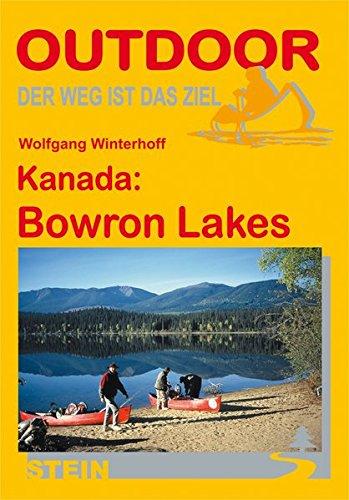 9783866860377: Kanada: Bowron Lakes. OutdoorHandbuch