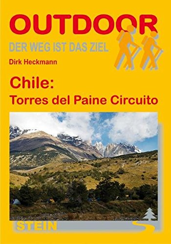 9783866860810: Chile: Torres del Paine Circuito. OutdoorHandbuch