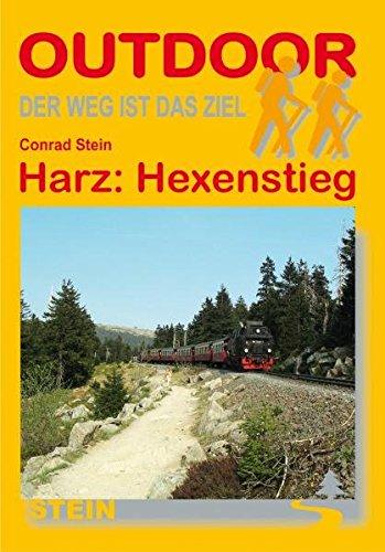 9783866861633: Harz: Hexenstieg