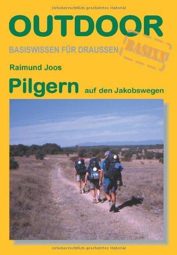 9783866861978: Pilgern auf den Jakobswegen