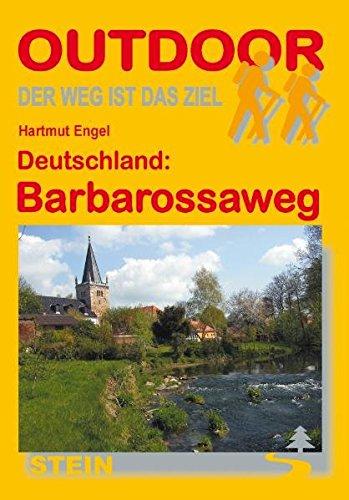 9783866862456: Deutschland Barbarossaweg