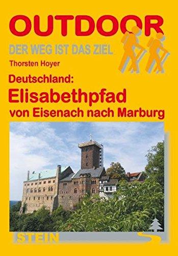 9783866862555: Deutschland: Elisabethpfad