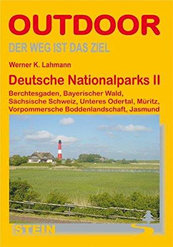 9783866862685: Deutsche Nationalparks 2: Berchtesgaden, Bayrischer Wald, S�chsische Schweiz, Unteres Odertal, M�ritz, Vorpommersche Boddenlandschaft, Jasmund