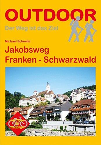9783866862746: Jakobsweg Franken - Schwarzwald
