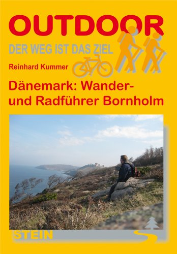 9783866862906: Dänemark: Wander- und Radführer Bornholm