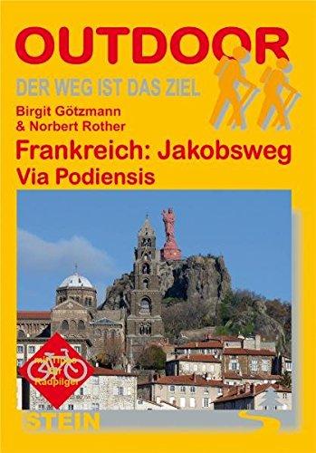 9783866862937: Frankreich: Jakobsweg Via Podiensis