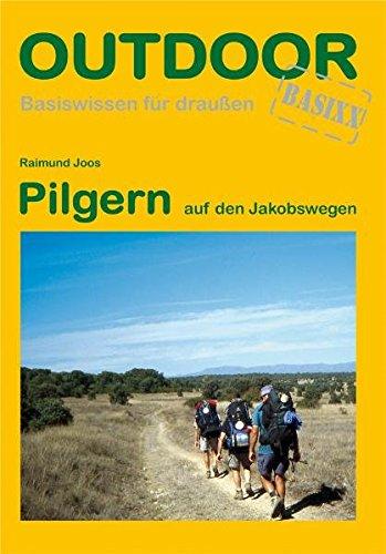 9783866863057: Pilgern auf den Jakobswegen