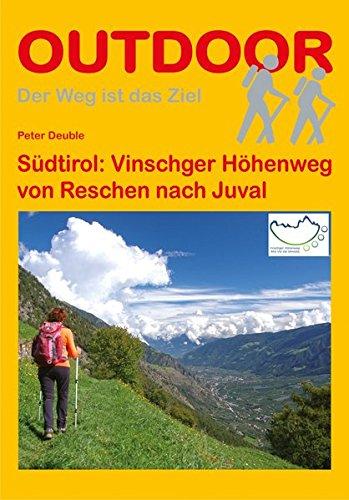 9783866863293: Südtirol: Vinschger Höhenweg