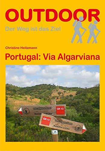 9783866863415: Portugal Spanien: Via Algarviana