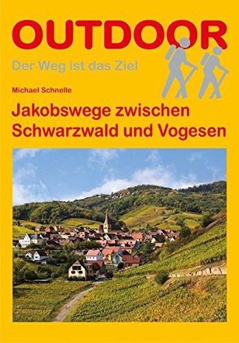 9783866863682: Jakobswege zwischen Schwarzwald und Vogesen
