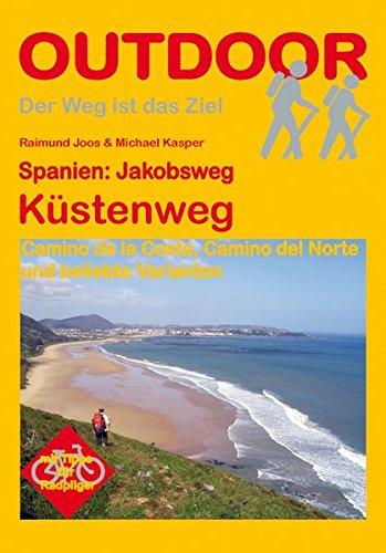 9783866863767: Spanien: Jakobsweg Küstenweg