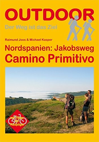9783866863828: Nordspanien: Jakobsweg. Camino Primitivo