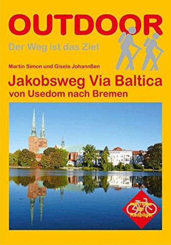 9783866864504: Jakobsweg Via Baltica: von Usedom nach Bremen