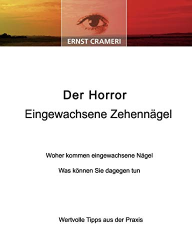 9783866890039: Der Horror Eingewachsene Zehennägel