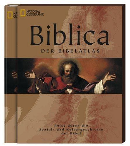 9783866900264: Biblica. Der Bibelatlas