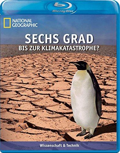 9783866901056: National Geographic - Sechs Grad bis zur Klimakatastrophe? [Alemania] [Blu-ray]