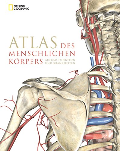 9783866902459: Atlas des menschlichen Körpers