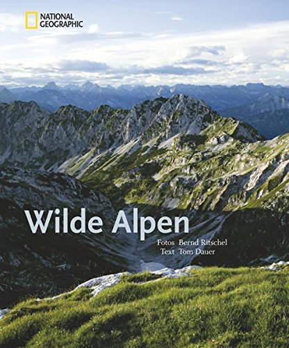 9783866902701: Wilde Alpen