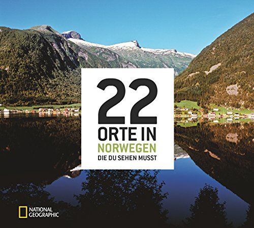 9783866902800: 22 Orte in Norwegen, die du sehen musst