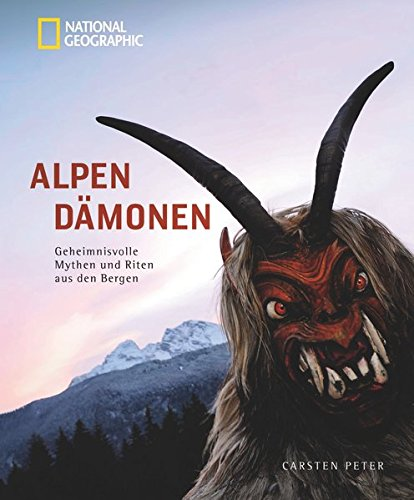 9783866903197: Alpen Dämonen