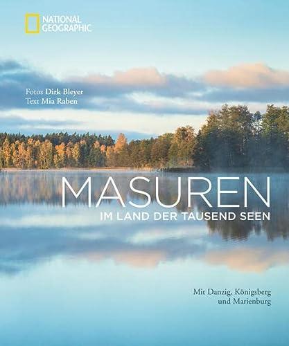 9783866904484: Masuren: Im Land der tausend Seen