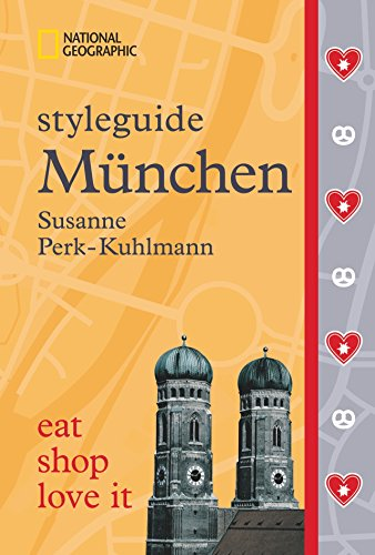 9783866904699: styleguide München: eat, shop, love it