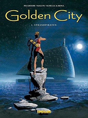 9783866930827: Golden City 01. Strandpiraten