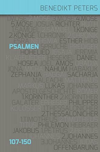 9783866993297: Kommentar zu Psalmen 107-150