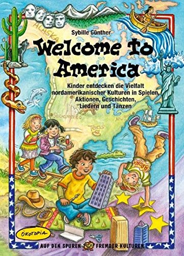 9783867021197: Welcome to America