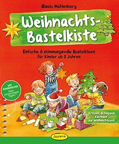 9783867022996 Weihnachts Bastelkiste Einfache Stimmungsvolle