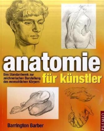 9783867060677 - Anatomie für Künstler - Barrington Barber