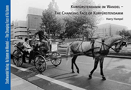 9783867111683: Kurf|rstendamm im Wandel - The Changing Face of Kurf|rstendamm