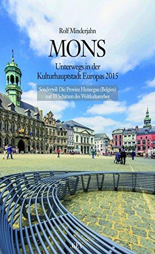 9783867120876: Mons: Unterwegs in der Kulturhauptstadt 2015