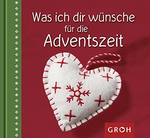 9783867132442: Was ich dir wünsche für die Adventszeit