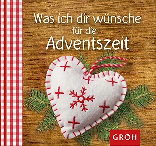 9783867136655: Was ich dir wünsche für die Adventszeit