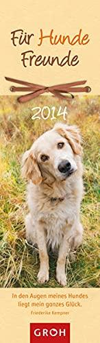 9783867139557: Für Hunde-Freunde, Lesezeichenkalender 2014