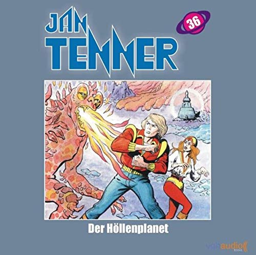 9783867141505: Jan Tenner 36: Der H�llenplanet