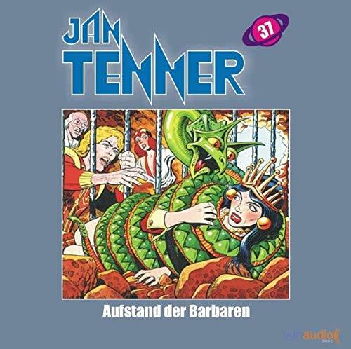 9783867141512: Jan Tenner Classics 37: Aufstand der Barbaren