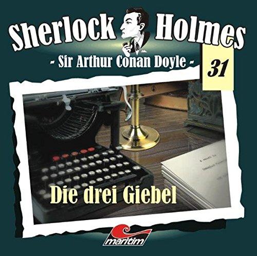 9783867141864: Sherlock Holmes 31: Die drei Giebel