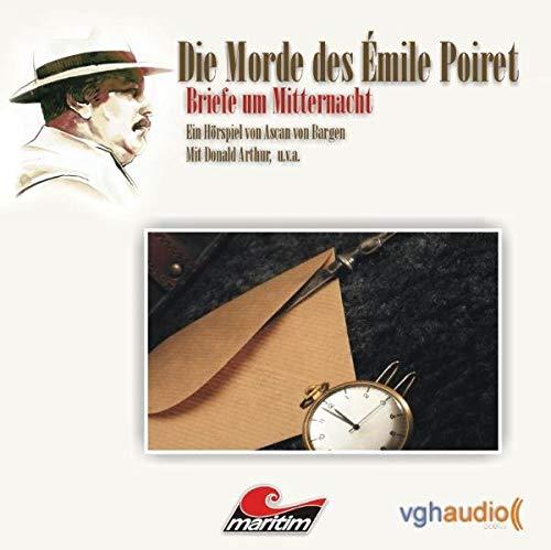9783867142076: Die Morde des Émile Poiret 02: Briefe um Mitternacht