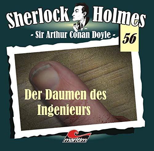 9783867143462: Sherlock Holmes 56: Der Daumen des Ingeniers