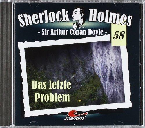9783867143486: Sherlock Holmes 58. Das letzte Problem. CD