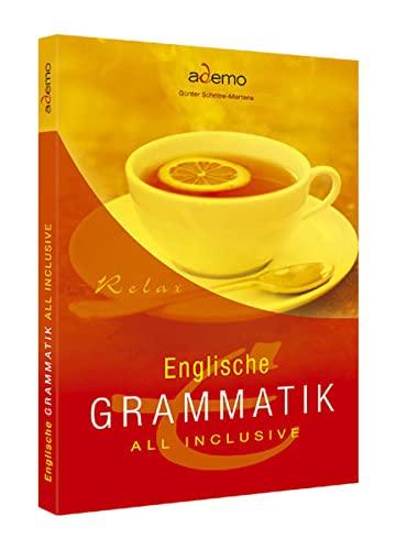 Englische Grammatik ALL INCLUSIVE