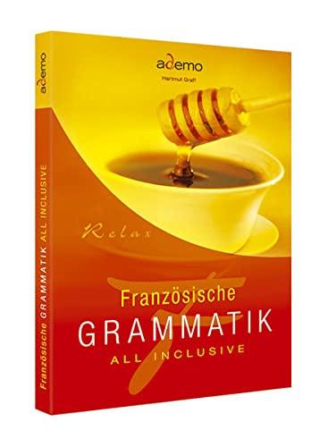 9783867153010: Franzosische Grammatik ALL INCLUSIVE