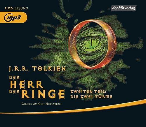 9783867170345: (2/Mp3)Herr der Ringe-Zwei Türme